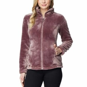 New Women's Plush Teddy Coat Full Zip Jacket